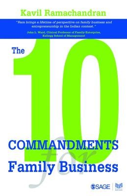 The 10 Commandments for Family Business -