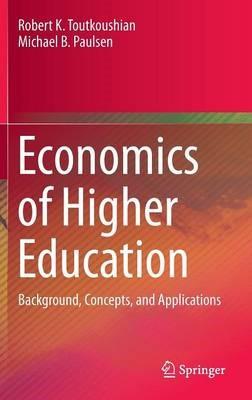 Economics of Higher Education - pr_262275