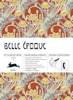 Belle Epoque: Gift & Creative Paper Book - pr_13018