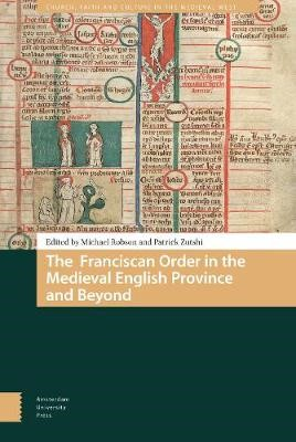 The Franciscan Order in the Medieval English Province and Beyond - pr_145203