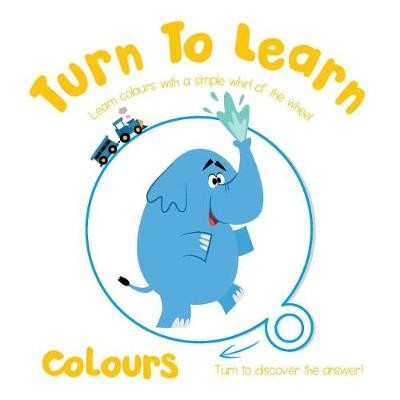 Fun Learning Wheel: Colours -