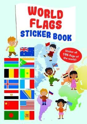 World Flag Sticker Book - pr_61998