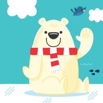 Bath Buddies: Polar Bear -