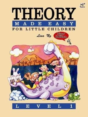 Theory Made Easy For Little Children Level 1 -