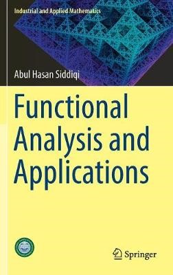 Functional Analysis and Applications - pr_262272