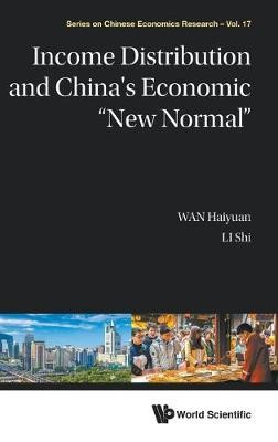 "Income Distribution And China's Economic ""New Normal"" - pr_1881"