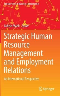 Strategic Human Resource Management and Employment Relations - pr_262285