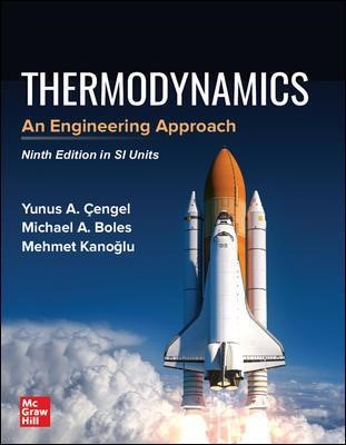 THERMODYNAMICS: AN ENGINEERING APPROACH, SI -