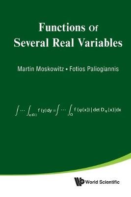 Functions Of Several Real Variables - pr_1750698