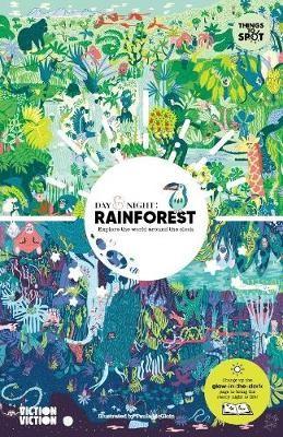 Day & Night: Rainforest - pr_59329