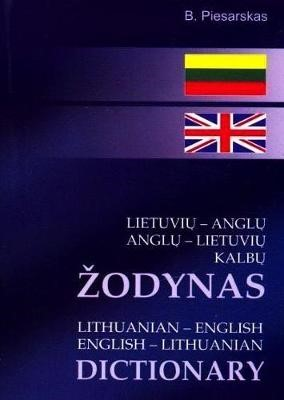 Lithuanian-English and English-Lithuanian Dictionary - pr_16960