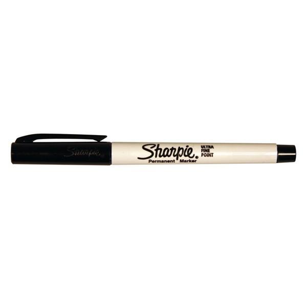 Sharpie Marker Permanent Ultra Fine Black -