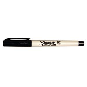 Sharpie Marker Permanent Ultra Fine Black