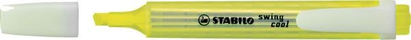 Stabilo Swing Cool Highlighter Yellow -