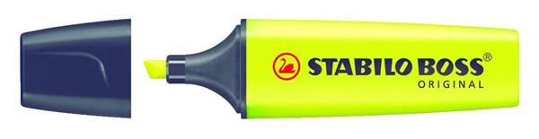 Stabilo Boss Highlighter Yellow -