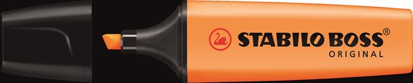 Stabilo Boss Highlighter Orange -