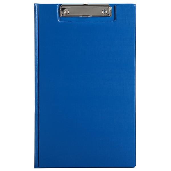 Marbig Clipfolder PVC Foolscap Blue - pr_427322