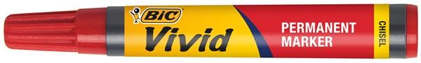 Marker Stephens Vivid Chisel Red - pr_1702128
