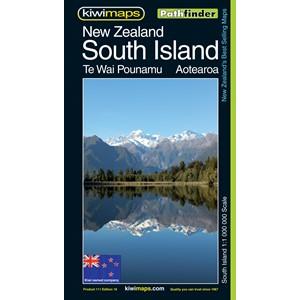 Pathfinder South Island Map