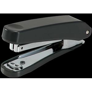 Plus Stapler And Staples Mini Black