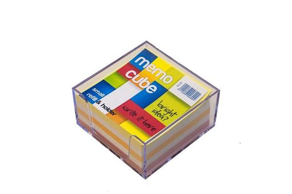Memo Cube Small Complete -