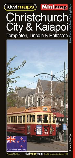 Minimap Christchurch City - pr_1702797