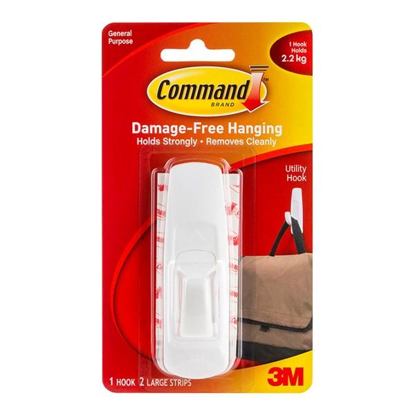 HOOKS COMMAND™ LGE WHITE 17003 - pr_427355