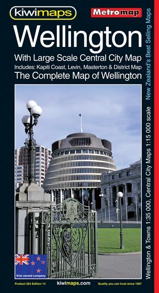 Metromaps Wellington Complete - pr_1700997