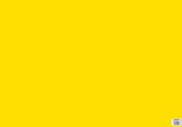 Kaskad Board A2 225gsm Gold Crest Yellow - pr_400729