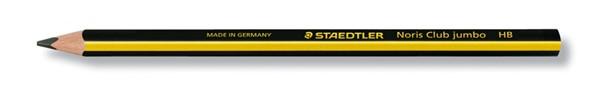 Staedtler Noris Club 119 Learner's HB Pencil - pr_1702504