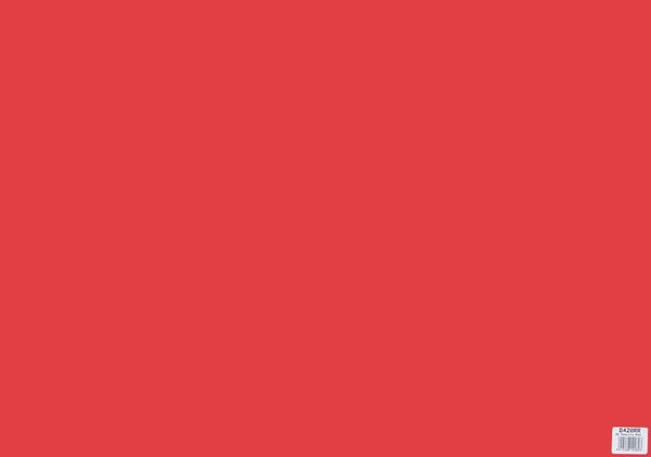 Kaskad Board A2 225gsm Rosella Red - pr_400837