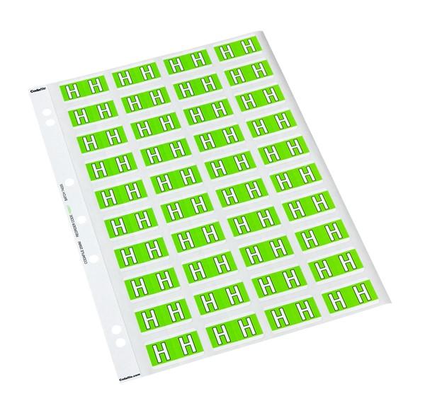 Codafile Labels H 25mm Sheet 5 - pr_400883