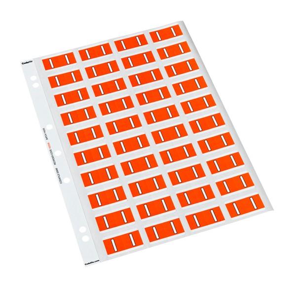 Codafile Labels I 25mm Sheet 5 - pr_400884