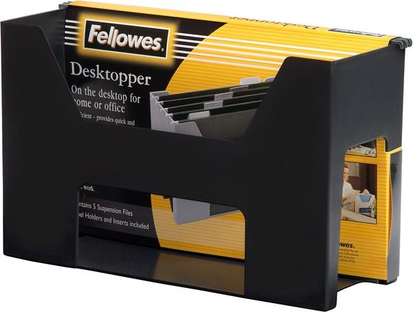 Fellowes Desktopper Black - pr_1721321