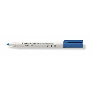 Staedtler Lumocolour Whiteboard Marker Compact Blue