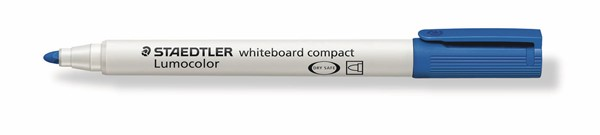 Staedtler Lumocolour Whiteboard Marker Compact Blue - pr_427385