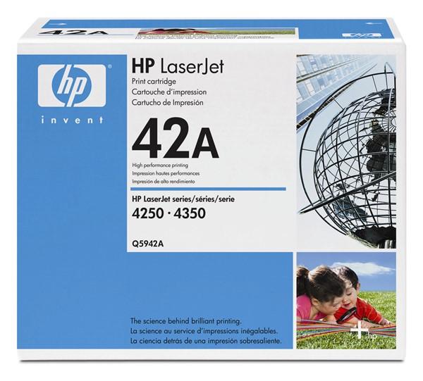 HP Toner Q5942A 42A Black - pr_1699185