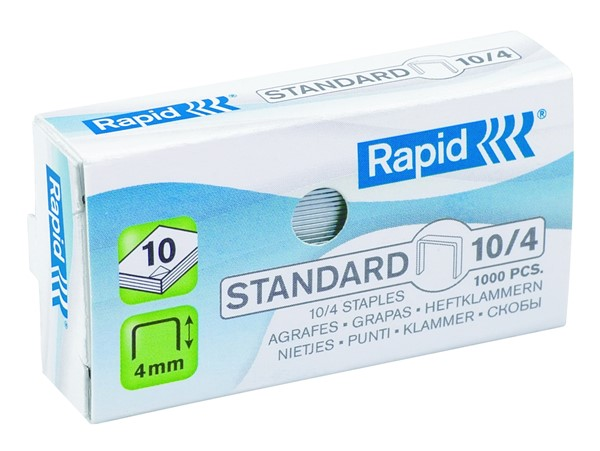 Rapid Staples No.10 Pack 1000 - pr_401154