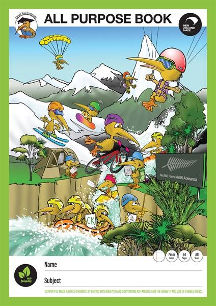 Clever Kiwi All Purpose Book - pr_427434