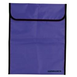 Warwick Homework Bag XL Fluoro Purple
