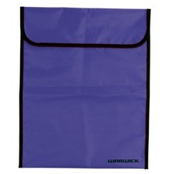Warwick Homework Bag XL Fluoro Purple -