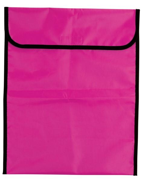 Warwick Large Homework Bag Fluoro Pink - pr_401179