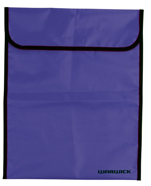 Warwick Large Homework Bag Fluoro Purple - pr_401181