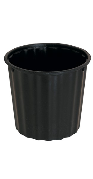 Heavy Duty Rubbish Bins Black - pr_401235