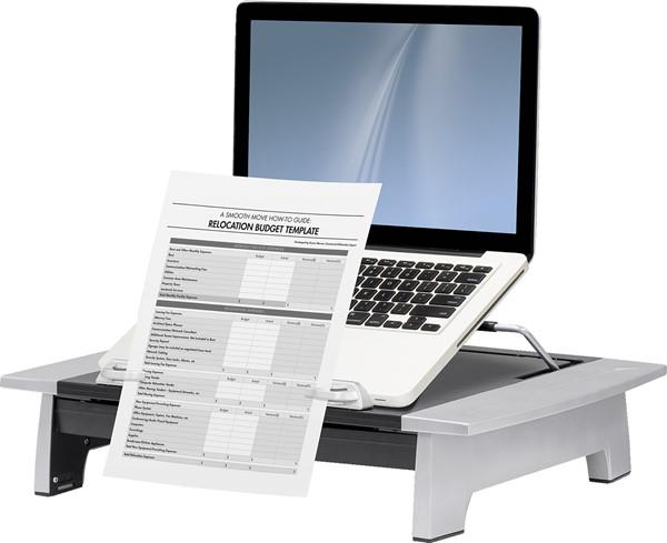 Fellowes Office Suites Monitor Riser Plus -