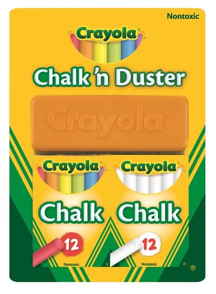 Chalk 'n' Duster - Crayola -