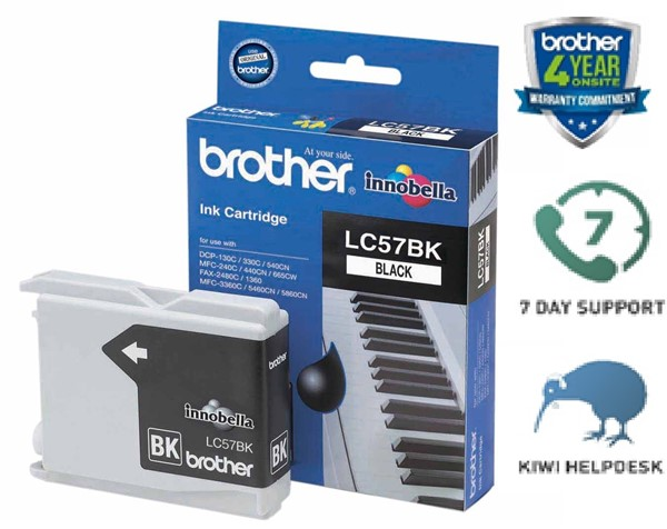 Brother Ink Cartridge LC57BK Black - pr_401284