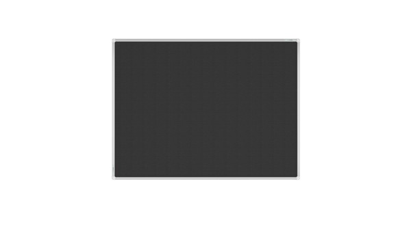 Boyd Visuals Noticeboard Fabric Grey 900x1200 -