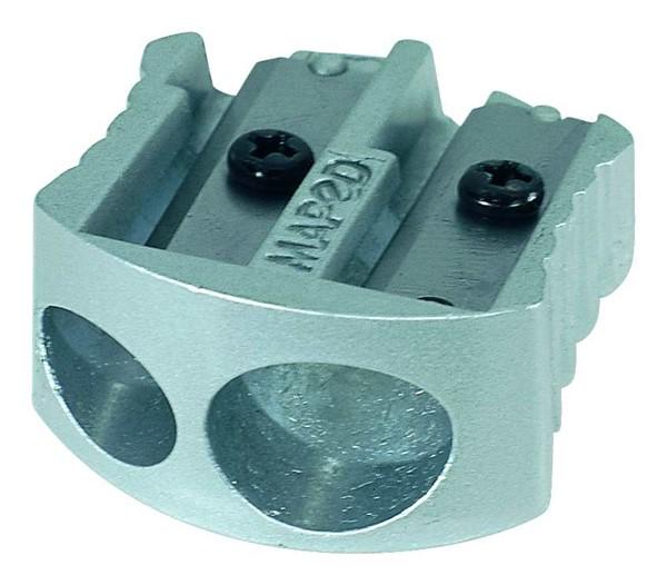 Maped Metal Sharpener 2 Hole -