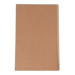 Esselte File Folders Card Foolscap Kraft, Pack of 10